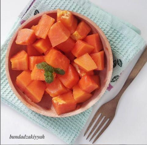 penderita diabetes harus makan banyak buah dan sayur