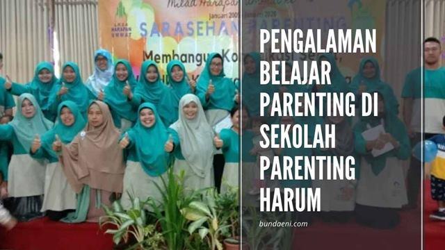 pengalaman belajar parenting