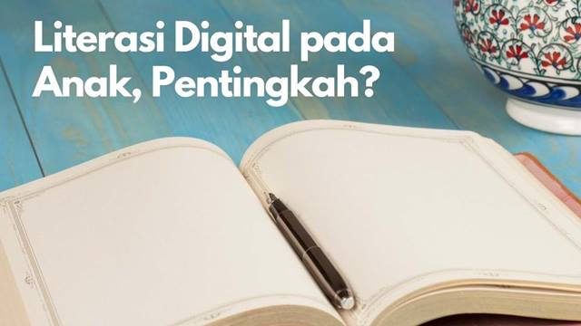 literasi digital pada anak