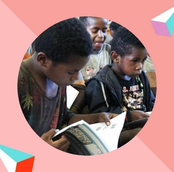literasi anak indonesia bagian timur